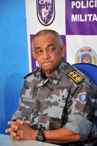 Coronel Ivaldo Barbosa Rodrigues