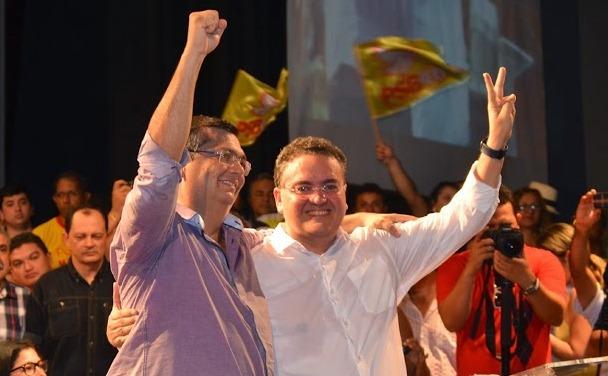 Ao lado de Flávio Dino, Roberto Rocha vence a eleição para senador