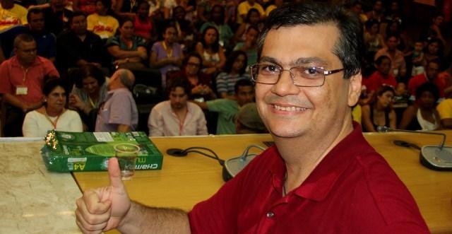 Flávio Dino ganha eleição no Maranhão