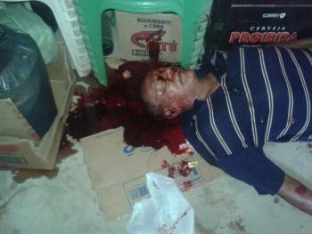 Franklim Martins assassinado por três homens