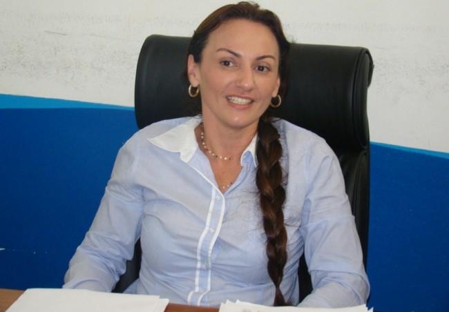 Prefeita Cristiane Damião