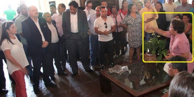 Ex-prefeita de Timon mostra insatisfação com o Governo Roseana