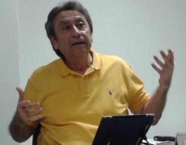 Secretário Ricardo Saúde