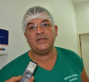 Cirurgião Luís Alfredo Neto Júnior