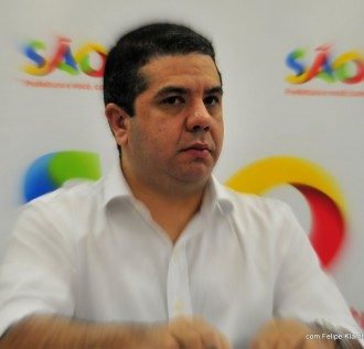 Ex-secretário Rodrigo Marques