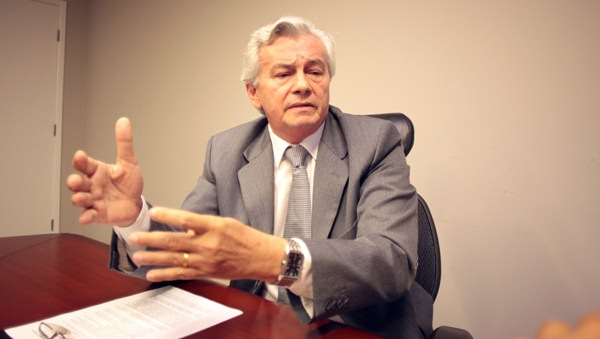 Presidente da Assembleia Legislativa do MA, Arnaldo Melo