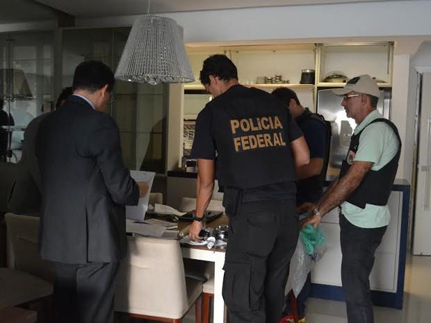 Operação cumpriu 14 mandados de busca e apreensão, a maioria em São Luís