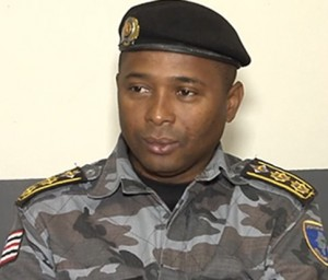 Tenente-coronel Edeilson Carvalho