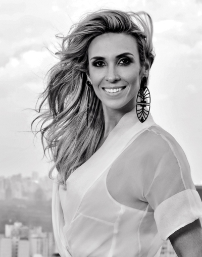 Andréa Murad para a revista Playboy