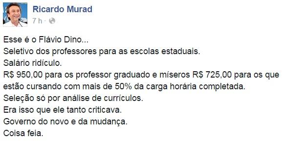 Ricardo Murad Face