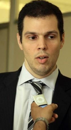 Secretário Rodrigo Lago
