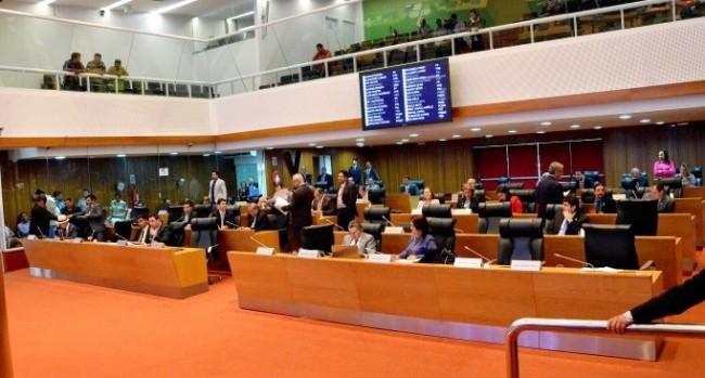 Plenária da Assembleia Legislativa do MA