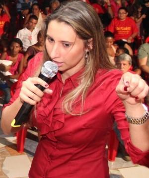 Talita Laci é a nova prefeita da Raposa