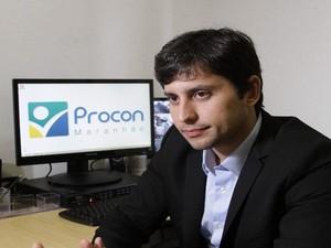 Diretor do Procon-MA, Duarte Júnior