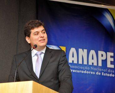 Presidente da Anape, Marcello Terto