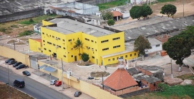 Complexo Penitenciário de Pedrinhas, em São Luís