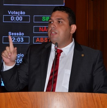 Deputado Fábio Macedo (PDT)
