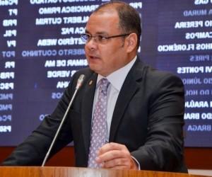Deputado Rogério Cafeteira (PSC)