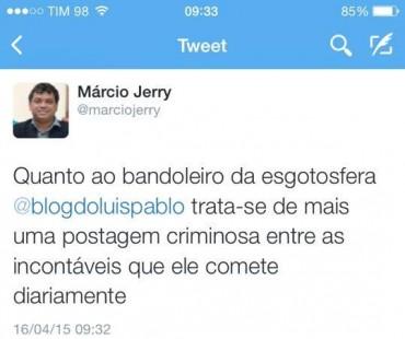 Márcio Jerry - Luis Pablo