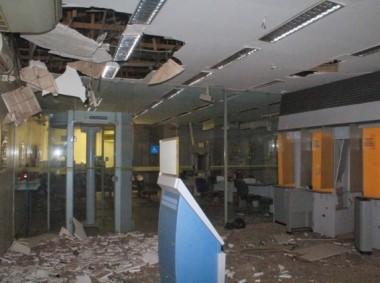 Explosão a bancos