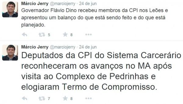 Márcio Jerry - Complexo de Pedrinhas