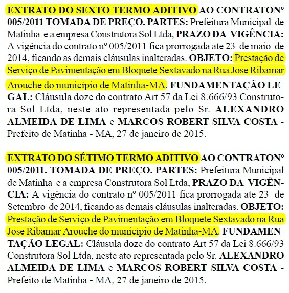 Prefeitura de Matinha - Construtora Sol Ltda (2)