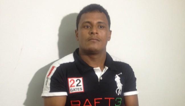 Vigilante Luiz Carlos