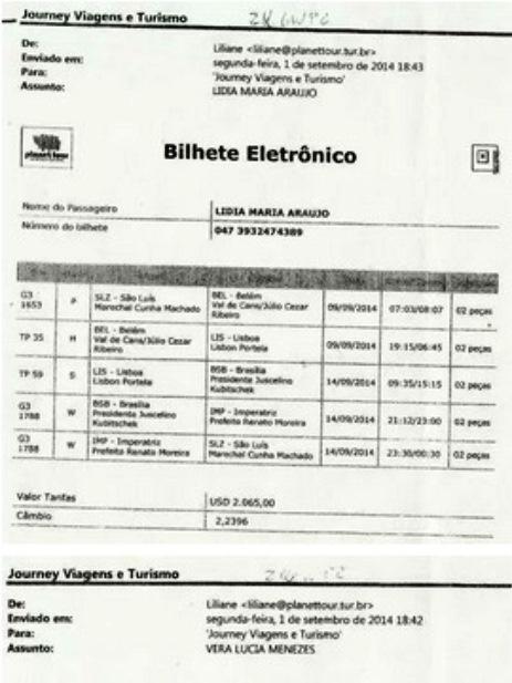 BILHETE- 3