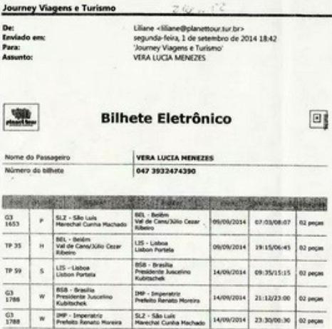 BILHETE- 4