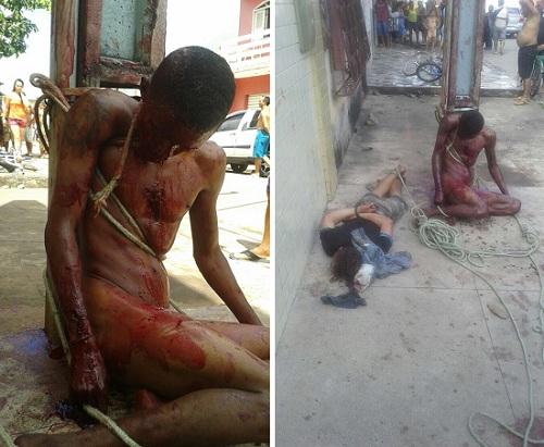 Bandido morre no bairro do São Cristovão 4