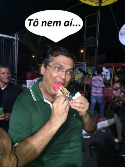 Governador Flávio Dino - São João