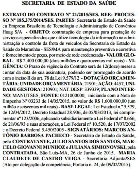 Governo Flávio Dino - Saúde