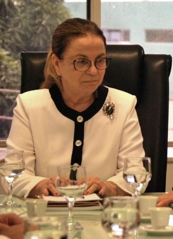 Procuradora-geral de Justiça do MA, Regina Rocha