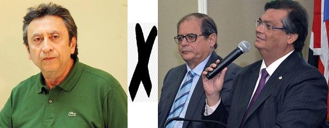 Ricardo Murad é alvo de armação articulada pelo presidente da AL, Humberto Coutinho e o governador Flávio Dino