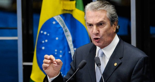 Senador Fernando Collor