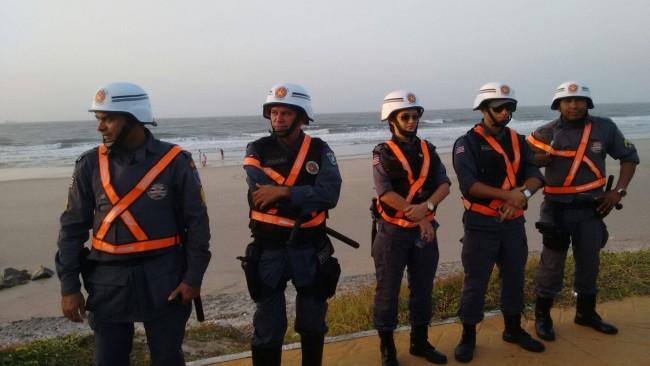 Policiais militares do MA da CPTUR