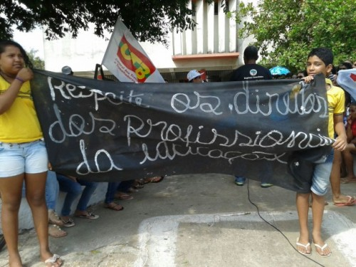 Professores de Itapecuru entram em greve