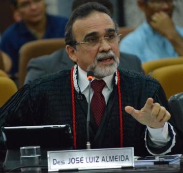 Desembargador José Luiz Almeida