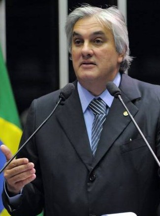 Senador Delcídio do Amaral (PT-MS)