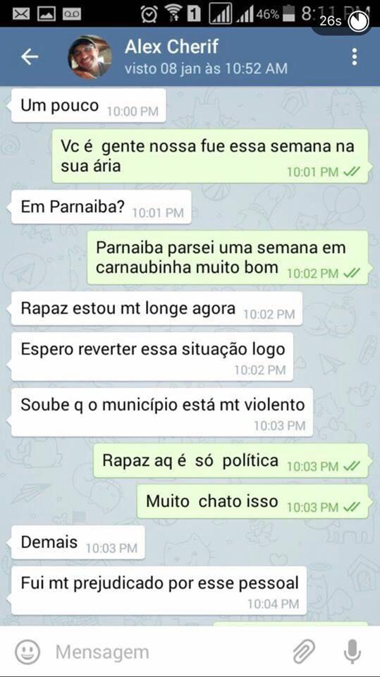 Delegado Alex Aragão Melo 1
