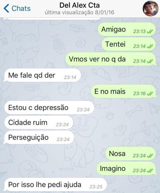Delegado Alex Aragão Melo 4