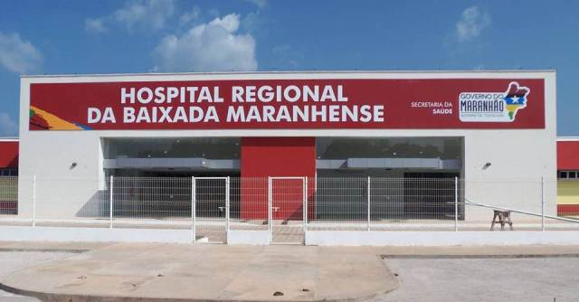 Hospital Macrorregional de Pinheiro