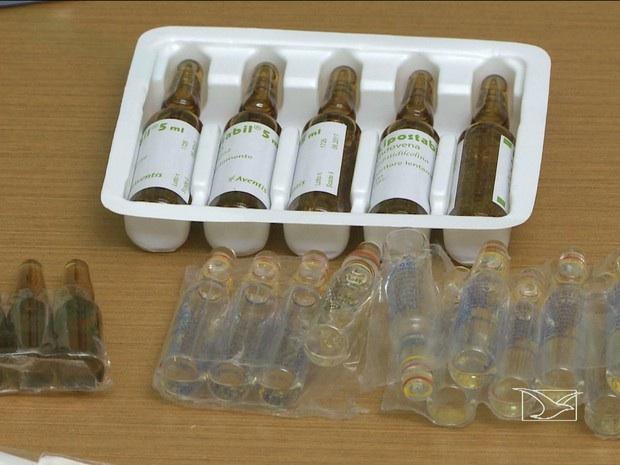 Medicamentos eram provenientes dos Estados Unidos e do Paraguai