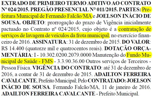 Prefeitura de Fernando Falcão - dia 18 de janeiro (3)