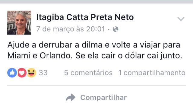 Juiz federal Itagiba Catta Preta Neto