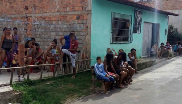 O velório é realizado na Vila Isabel Cafeteira