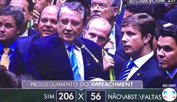 Deputado federal Zé Reinaldo Tavares