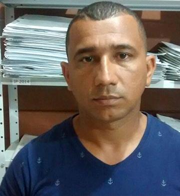 Gilmar Carvalho foi preso em Bom Jesus das Selvas
