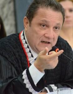 Presidente do TJ, Cleones Cunha