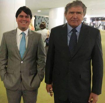André Fufuca e Ildon Marques